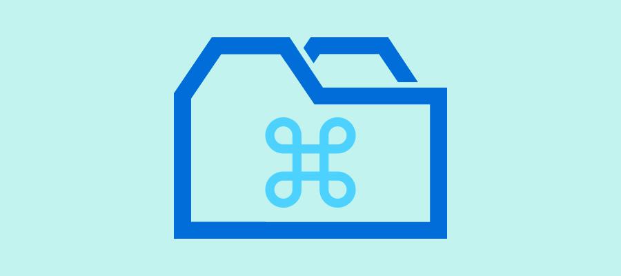 Comandos para atajos de teclado para pestañas en Adobe en Mac