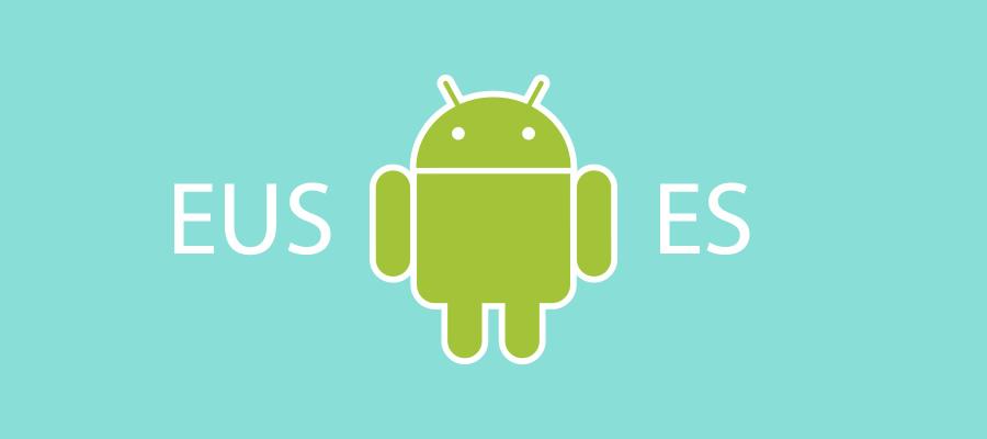 diccionario euskera - castellano, versión 2.1. adaptación a android