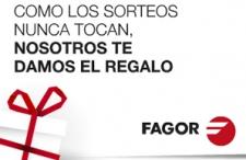 Fagor campaña regalo 2012