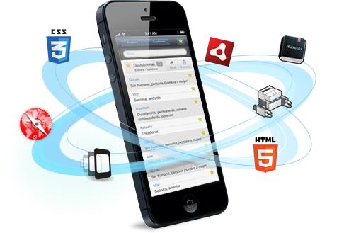 Diseño y desarrollo de aplicaciones para móviles