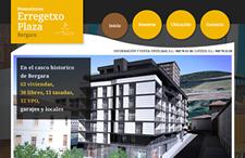 Promociones Erregetxo Plaza Bergara portada