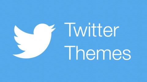 Twitter themes. Tema 'Twitter little ticker' como shortcode