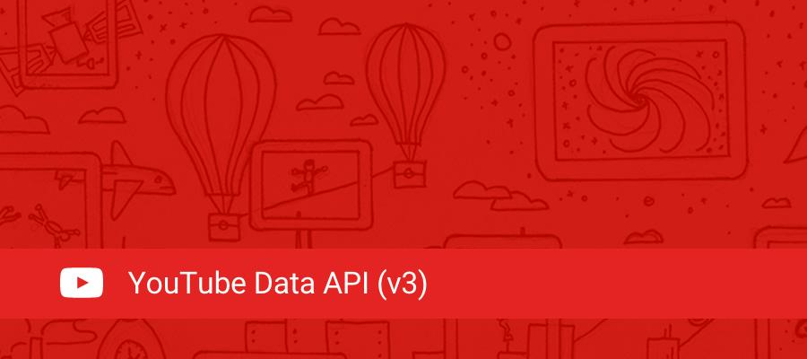 YouTube Data API v3 con PHP