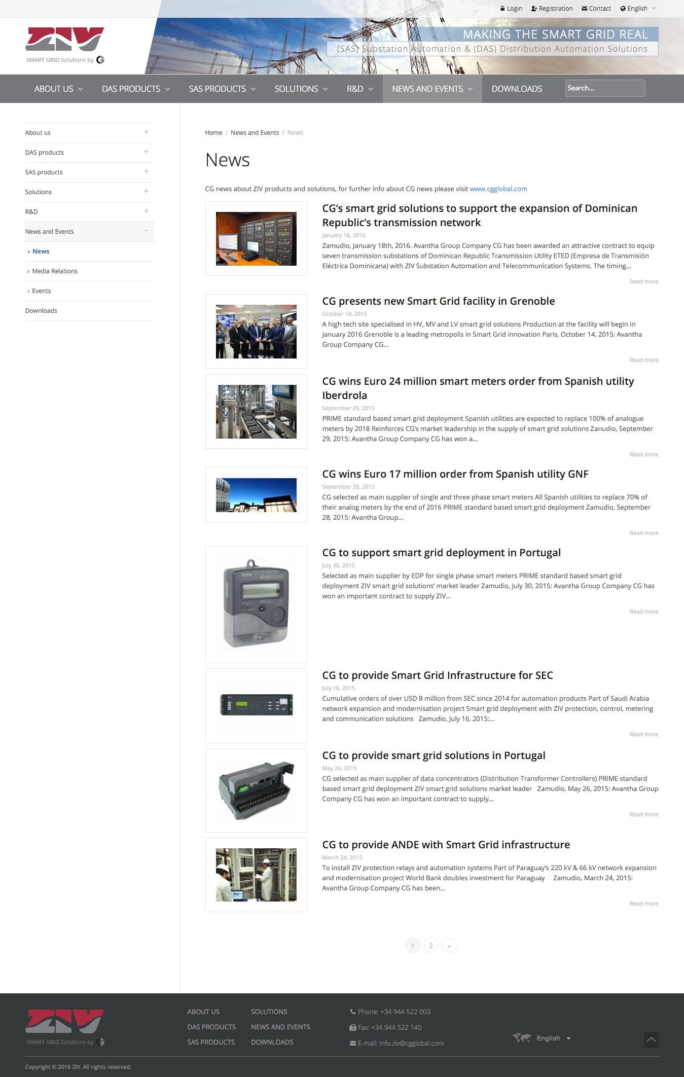 ZIV. News